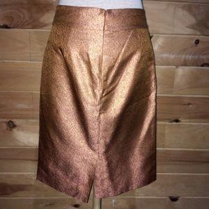 J. Crew Skirts - J. Crew Jacquard Pencil Skirt *Holiday*